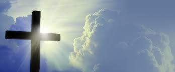 slider – cross in sun